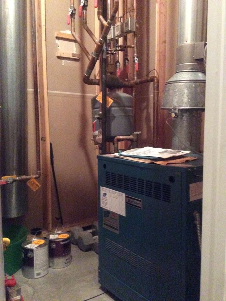Boulder, CO - Burnham boiler service