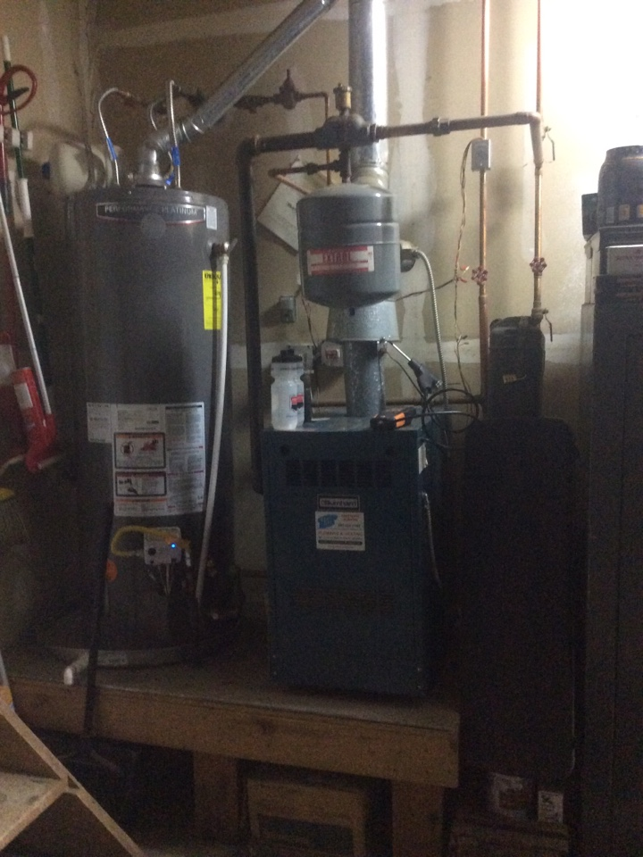 Georgetown, CO - Tune and clean on a Burnham Boiler