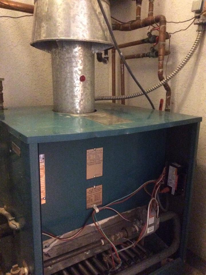 Boulder, CO - Boiler tune up