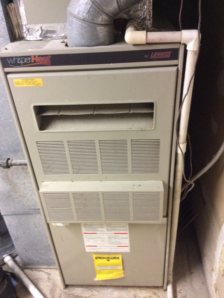 Furnace Plumbing And Air Conditioning Repair In