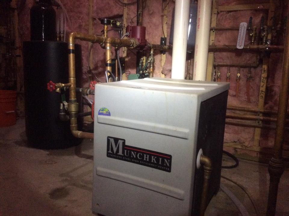 Indian Hills, CO - Boiler service