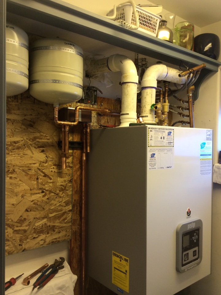 Georgetown, CO - Boiler repair