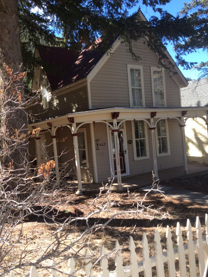 Georgetown, CO - Add heat runs in historical house