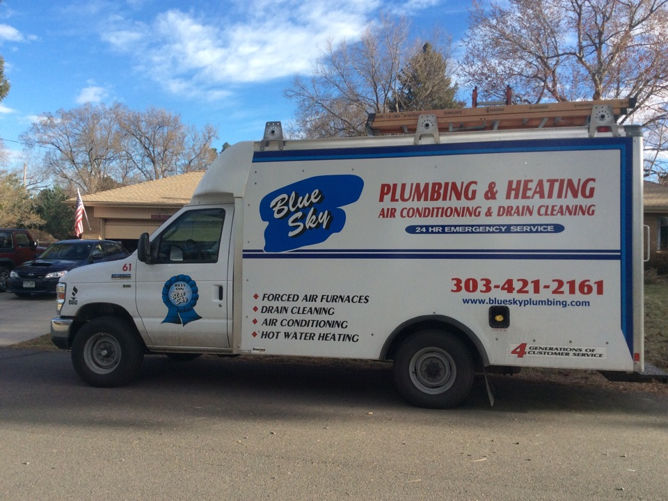 Louisville, CO - New AC system and ductwork