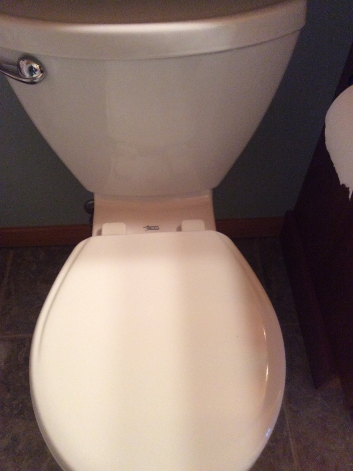 Idaho Springs, CO - Install client supplied toilets