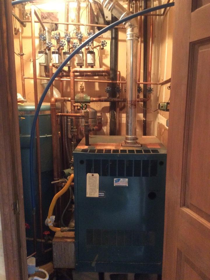 Idledale, CO - Boiler service