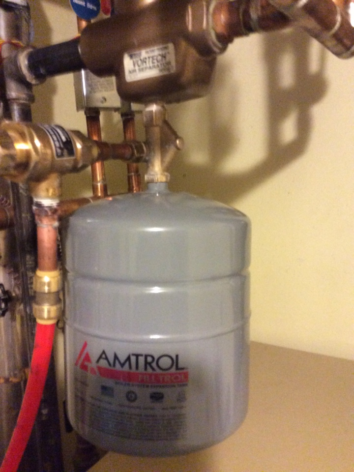 Pine, CO - Replaced Amtrol fill troll combo, automatic fill valve.