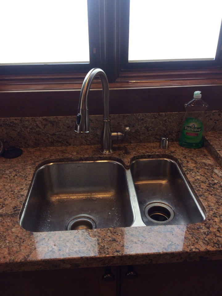 Aurora, CO - Installed new faucet