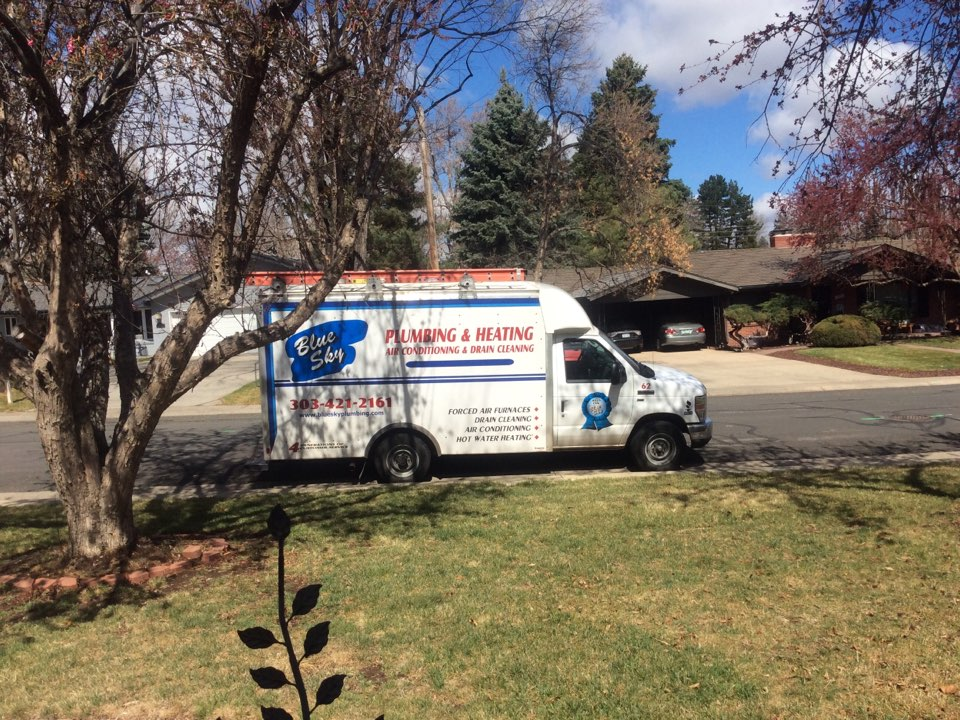 "Denver, CO - Leaking sprinkler system Pressure Vacuum Breaker, P.V.B. Replaced Pressure Vacuum Breaker with a new Watts 1"" Lead free P.V.B."