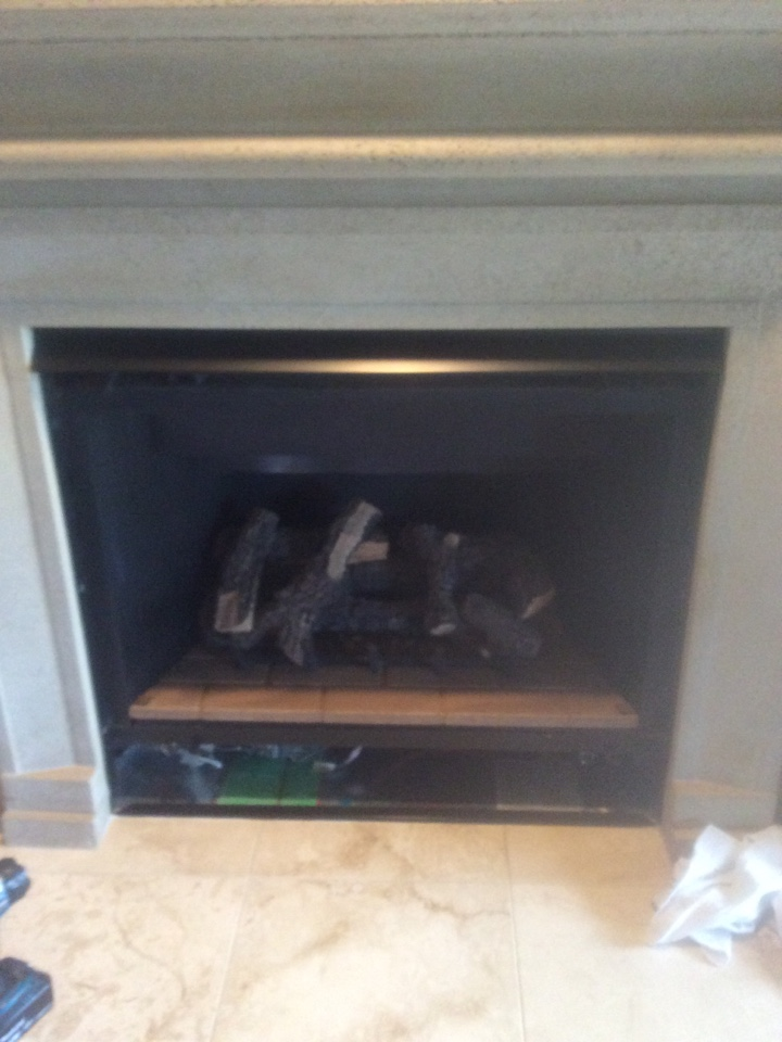 Englewood, CO - Cleaning and servicing Heat n Glo gas fireplaces.