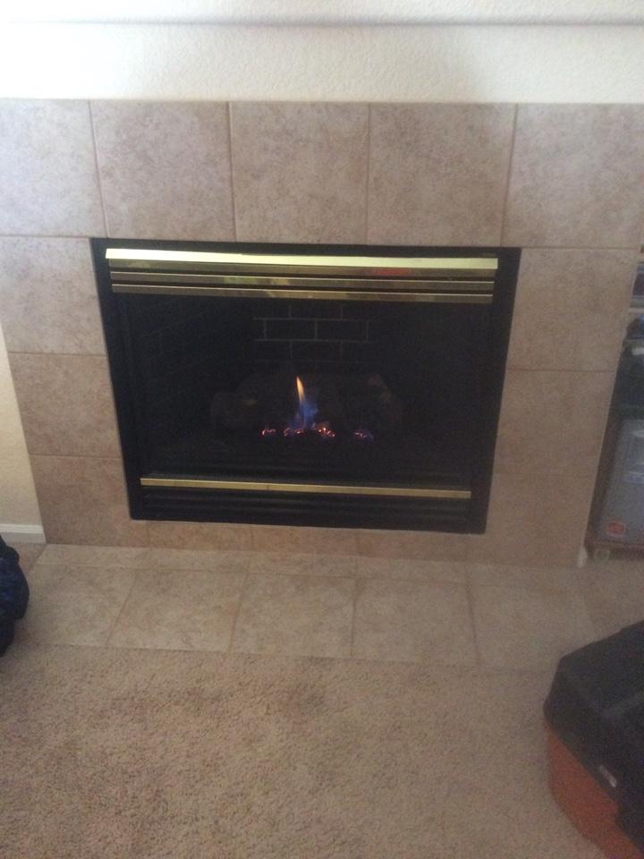 Aurora, CO - Heatilator fireplace won't turn on