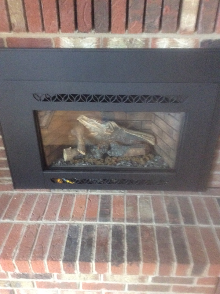 Aurora, CO - Replacing pilot assembly on Lennox gas fireplace insert