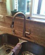 Arvada, CO - Moen kitchen faucet