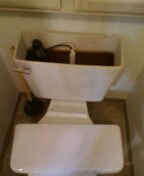 Broomfield, CO - Toilet repair