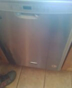 Evergreen, CO - Dishwasher install