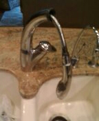 Cherry Hills Village, CO - Kohler kitchen faucet repair