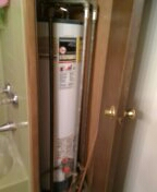 Idaho Springs, CO - Water heater inspection