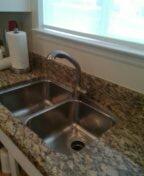 Littleton, CO - Kitchen faucet replacement