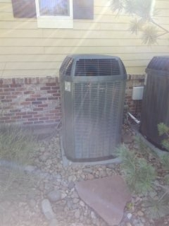 Golden, CO - AC service call for ac not cooling.