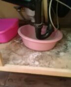 Conifer, CO - Kitchen drain pipe repair