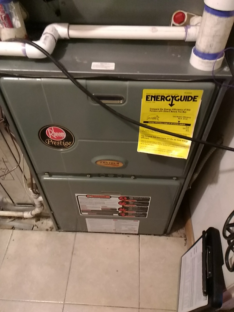 Littleton, CO - Rheem furnace repair