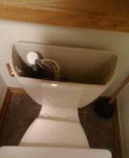 Evergreen, CO - Kohler toilet repair