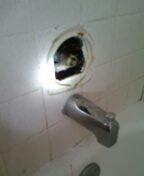 Golden, CO - Moen tub Valve Repair