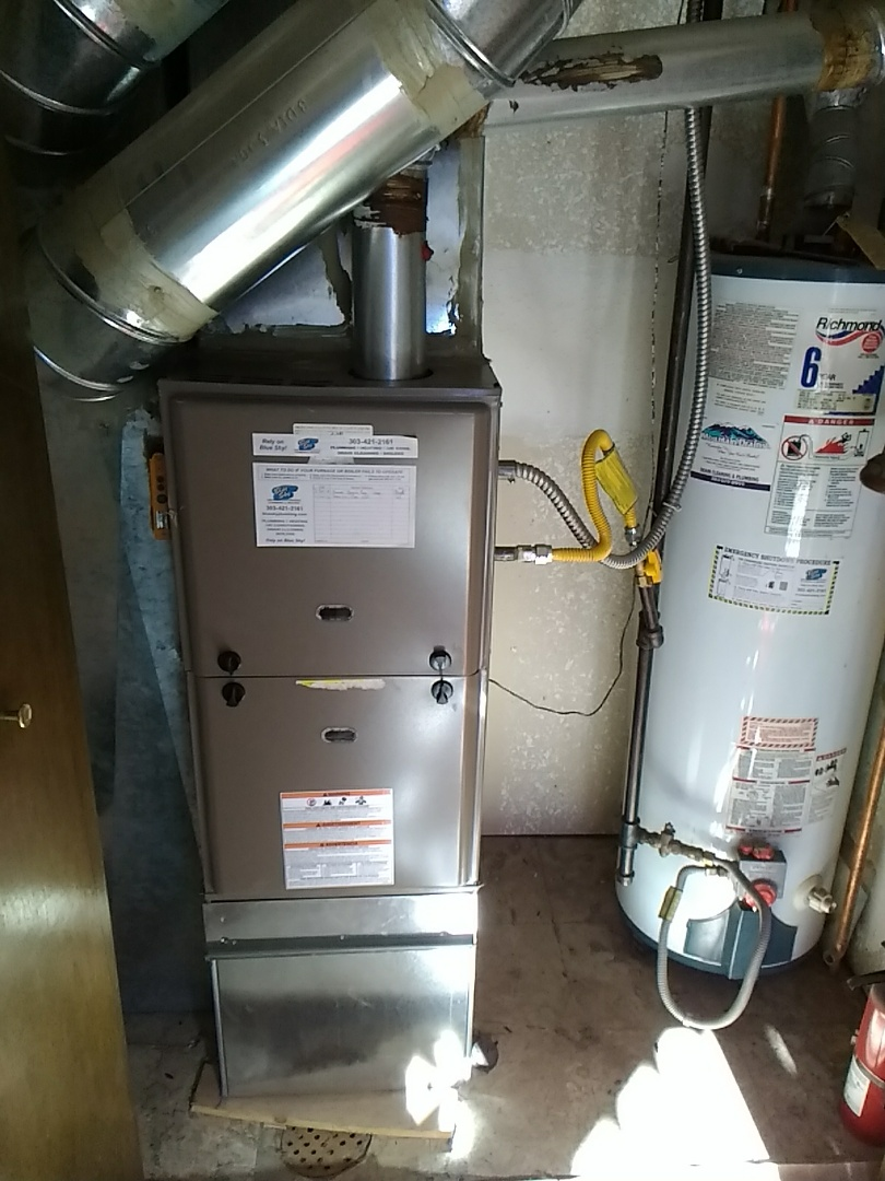 Golden, CO - Furnace tune and clean