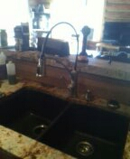 Morrison, CO - New Delta faucet installation