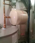 Evergreen, CO - Expansion tank installation