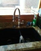 Golden, CO - Grohe kitchen faucet repair