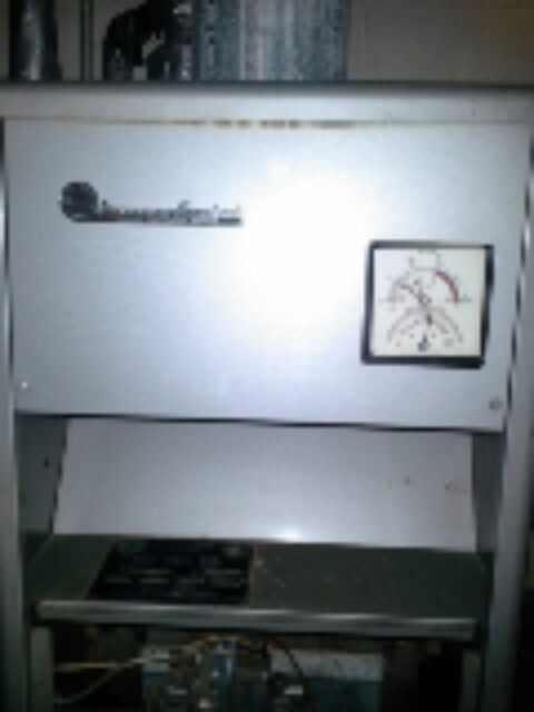 Waupun, WI - Clean and tune old American standard boiler