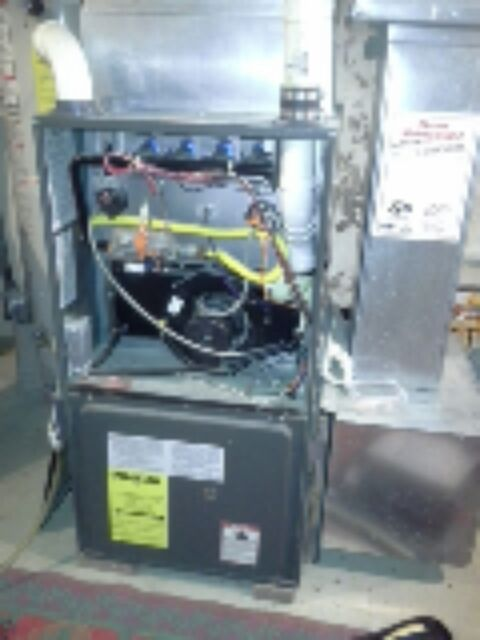 Watertown, WI - NO HEAT ON A 11 YEAR OLD GOODMAN FURNACE RECOMMEND YEARLY MAINTENANCE PROGRAM