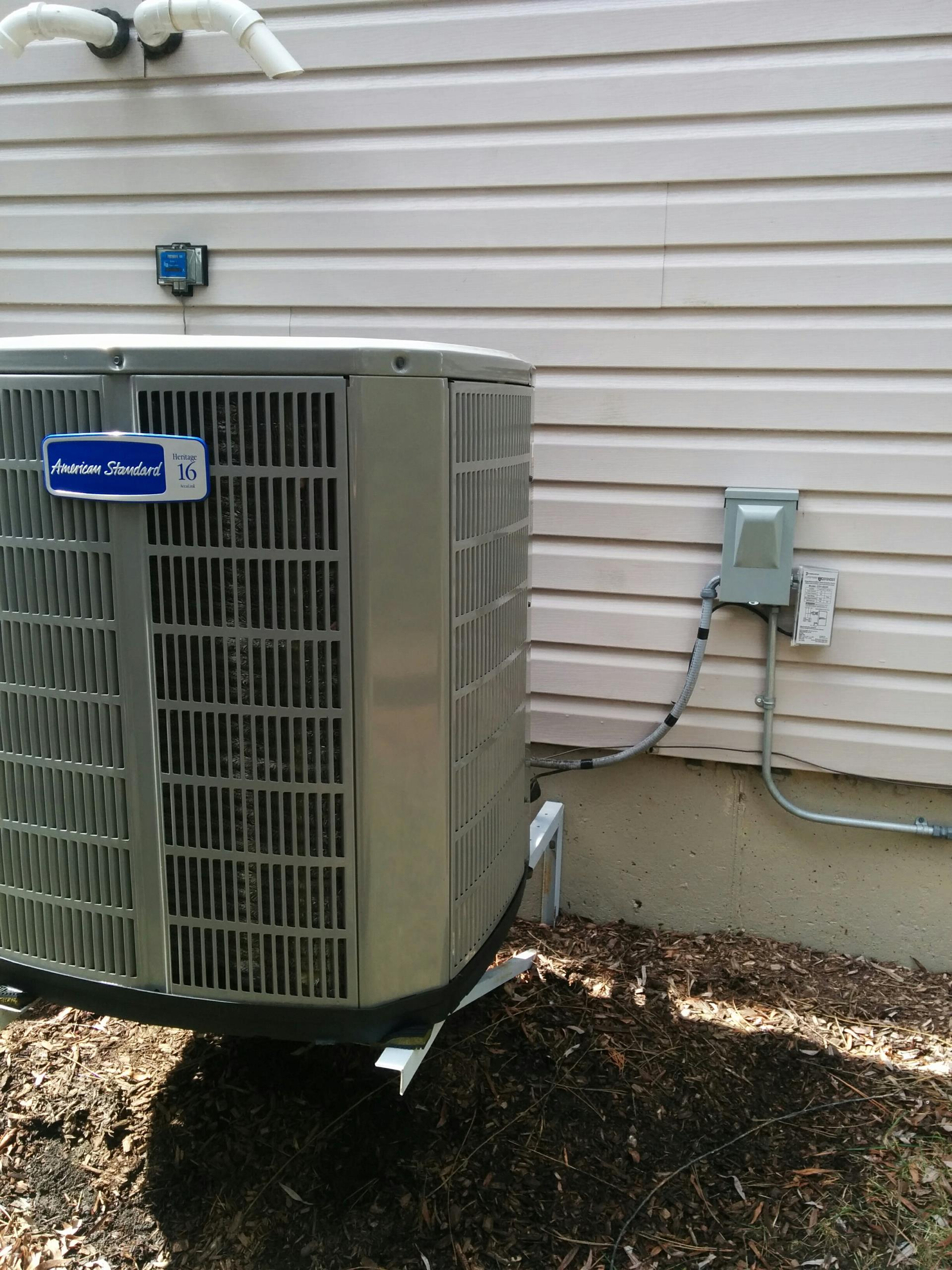Vernon Hills, IL - Heat pump tune up and safety inspection