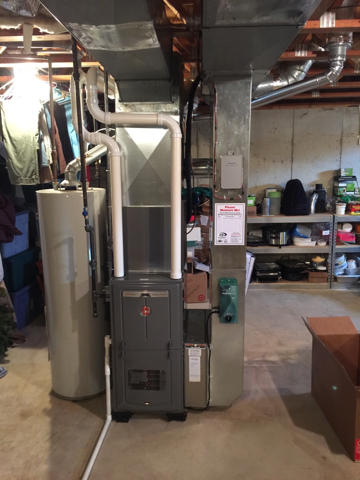 Elgin, IL - New furnace, ac,mpg,oxy,humidifier
