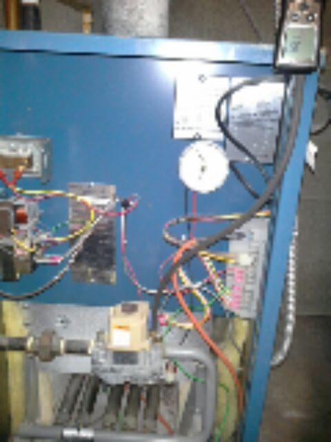 Platteville, WI - Clean and tune Burnham boiler