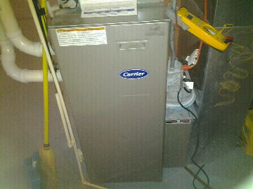Johnson Creek, WI - heating system check