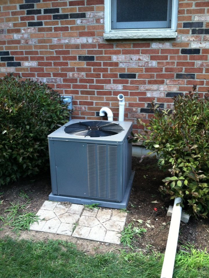 Ringwood, IL - New furnace, AC, and humidifier