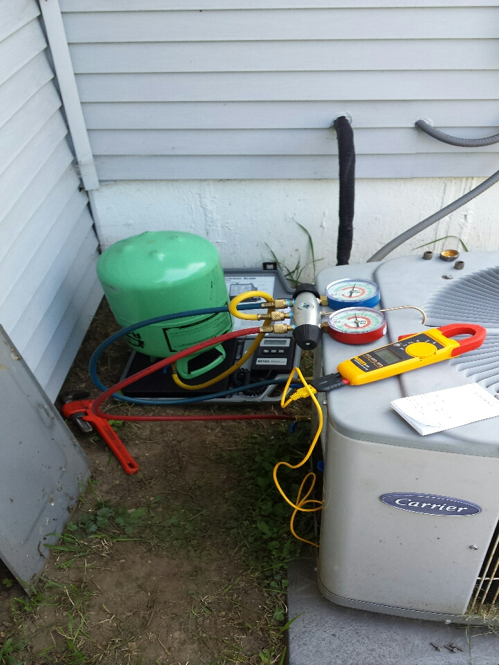 Monroe, WI - furnace and AC maintenance
