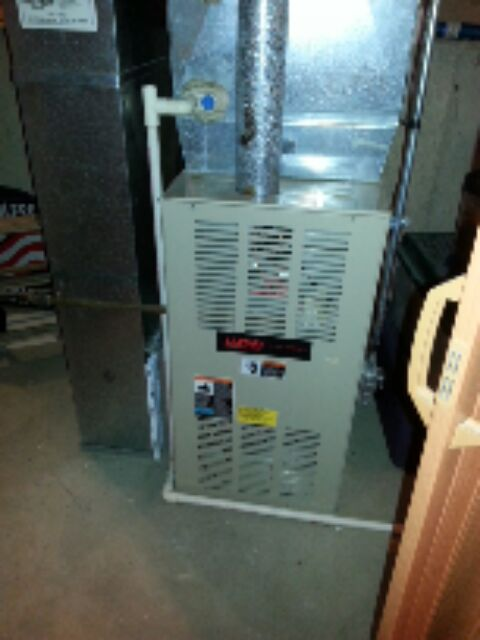 Carpentersville, IL - Replacing an existing furnace