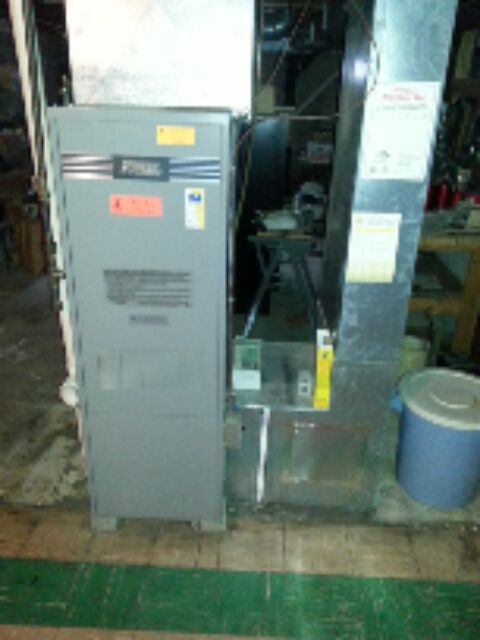 Dodgeville, WI - Replacing a new furnace and air conditioner will