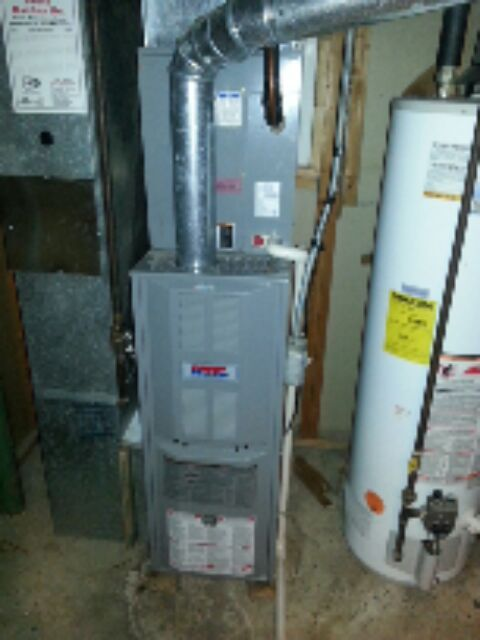 Elgin, IL - Replacing an existing air conditioner