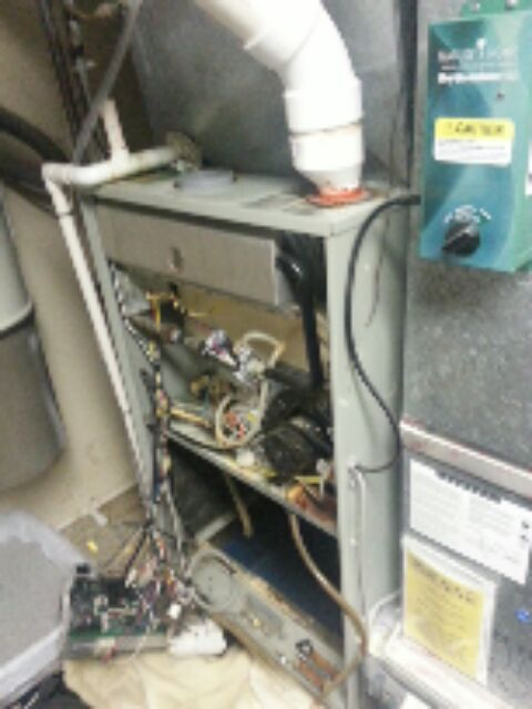 Palatine, IL - Replacing an existing furnace