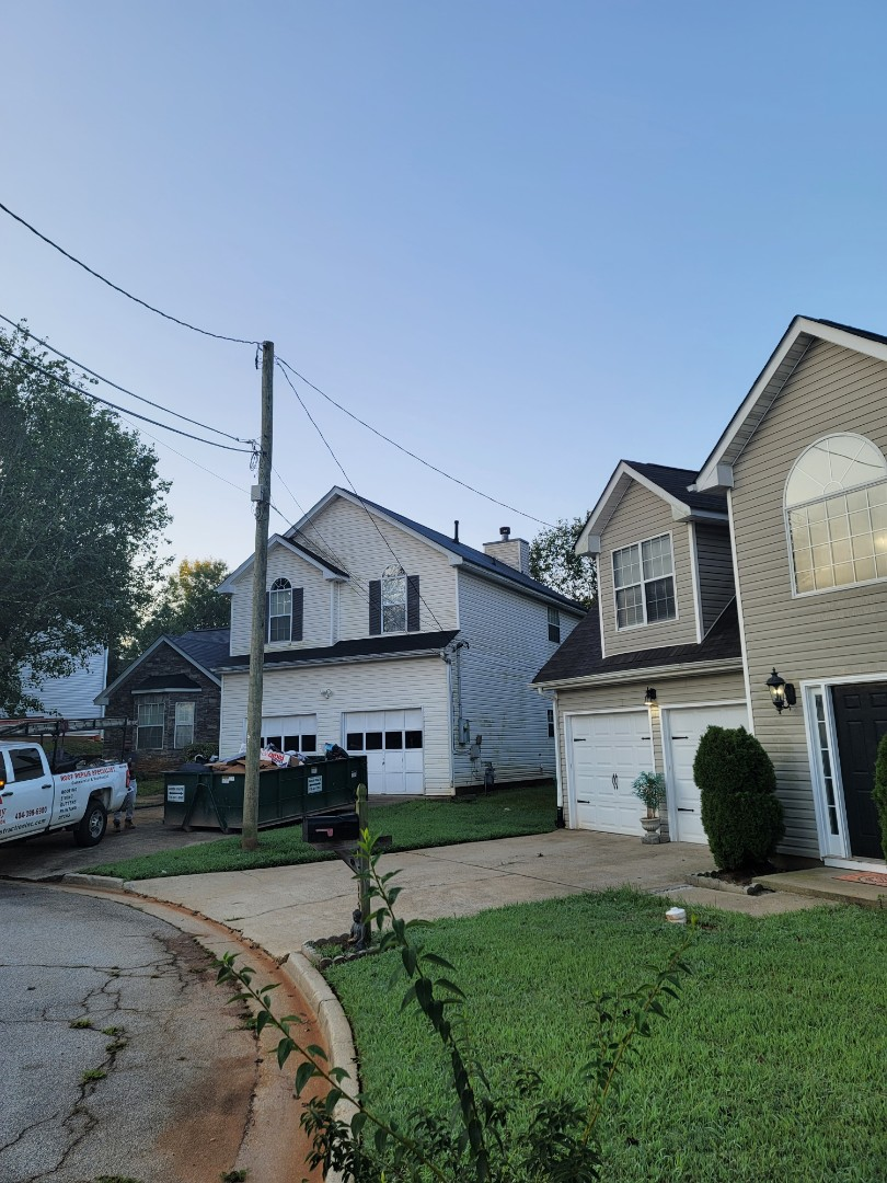 Lithonia, GA - Roof Replacement Completion