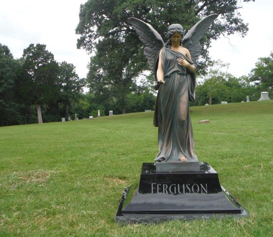 Kirkwood, MO - West Memorials designs, creates and installs Headstones, Monuments, Mausoleums and Grave Markers in Missouri and Nationwide. Please visit our website WestMemorials.com to see custom cemetery memorials.