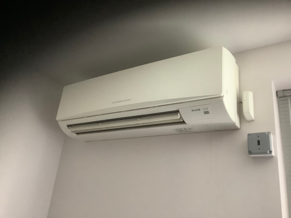 Queens, NY - Performed maintenance on three American Standard split systems and three Mitsubishi ductless systems in Springfield Gardens