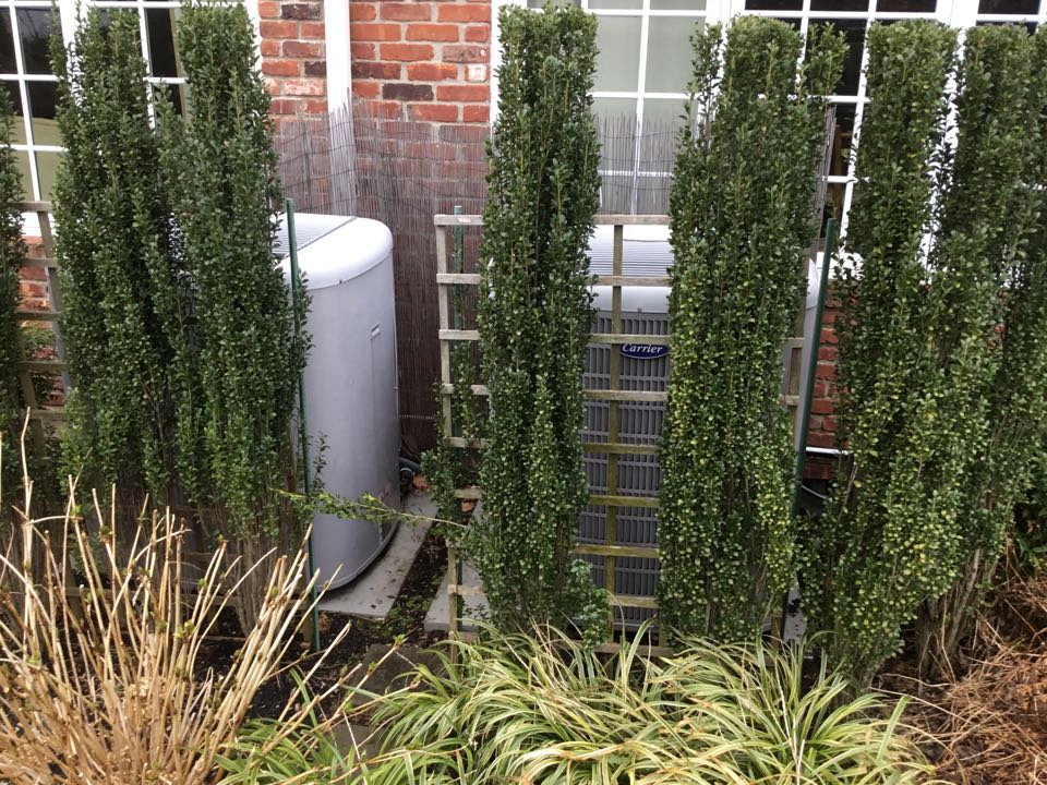 Garden City, NY - Performed a spring start up onto carrier split system in the town of Garden city