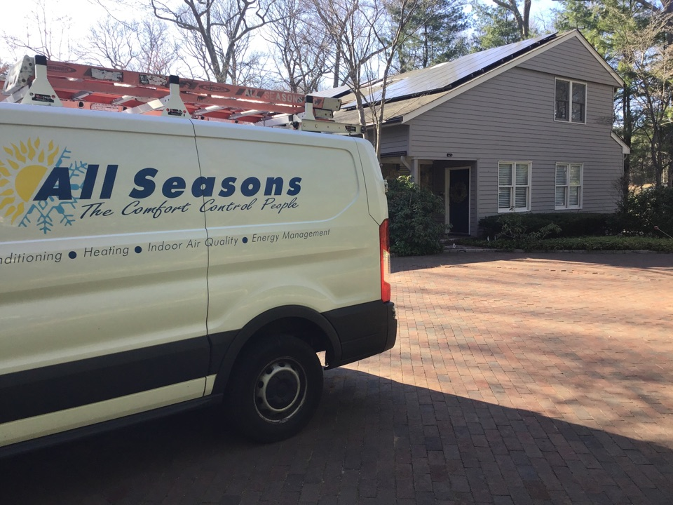 Syosset, NY - Air conditioning inspection