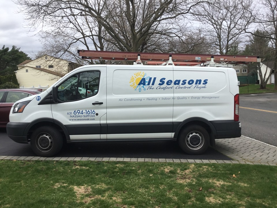East Northport, NY - Performed a spring maintenance on a Coleman split system In the town of East Northport