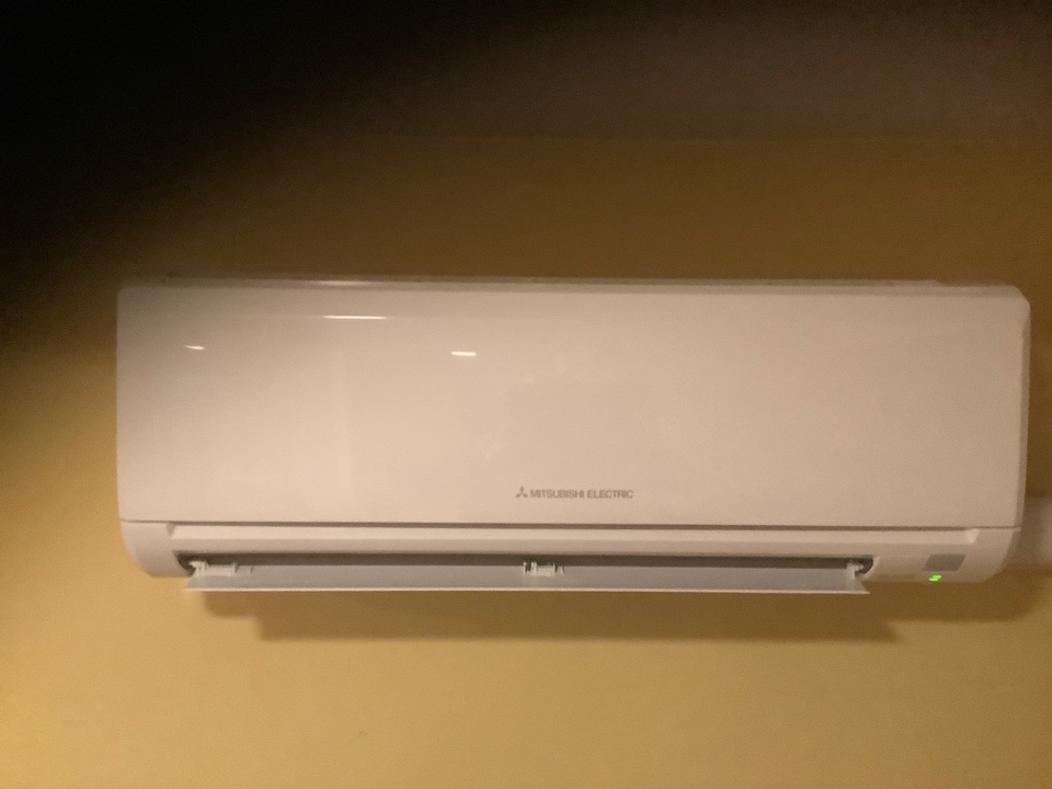 Rockville Centre, NY - Performed maintenance on one York split system and one Mitsubishi ductless system in Rockville Centre